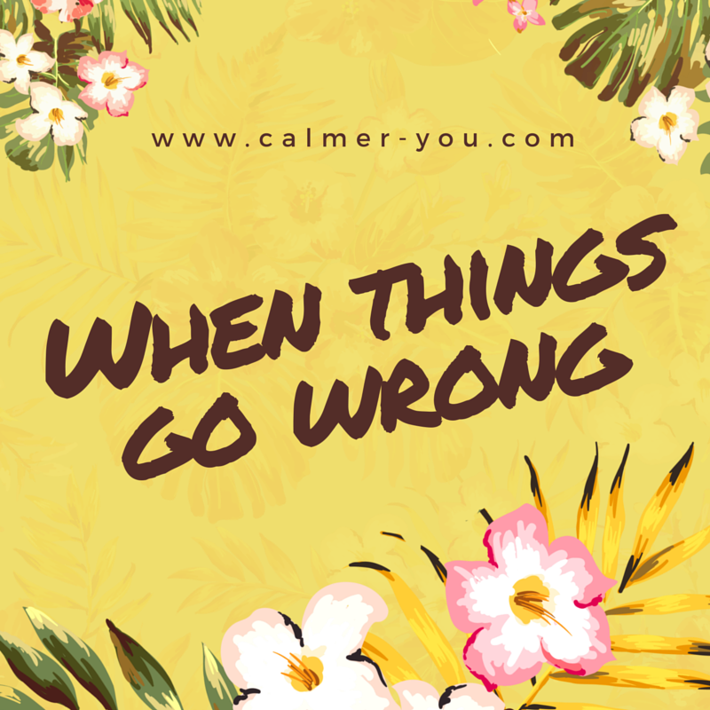 go wrong anxiety