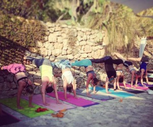 yoga anxiety
