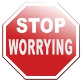 How to Stop Worrying about Something