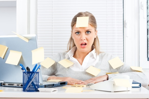 Are you being overwhelmed by your to do list?