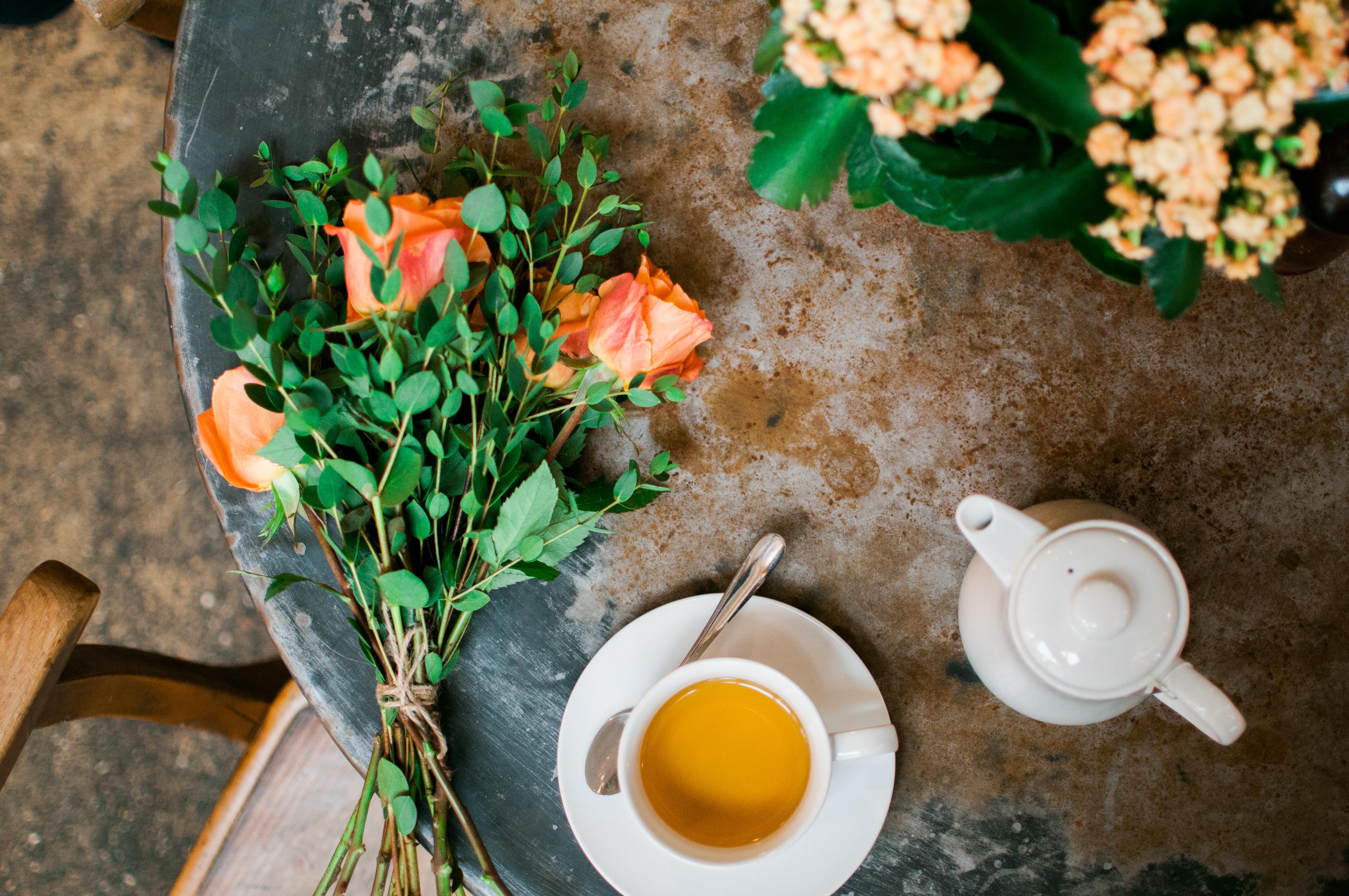 herbal tea anxiety