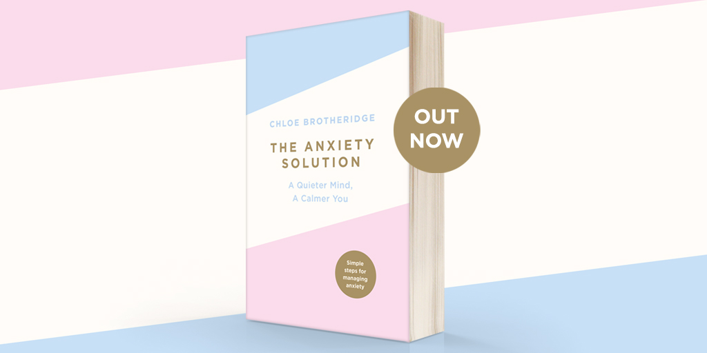 the anxiety solution