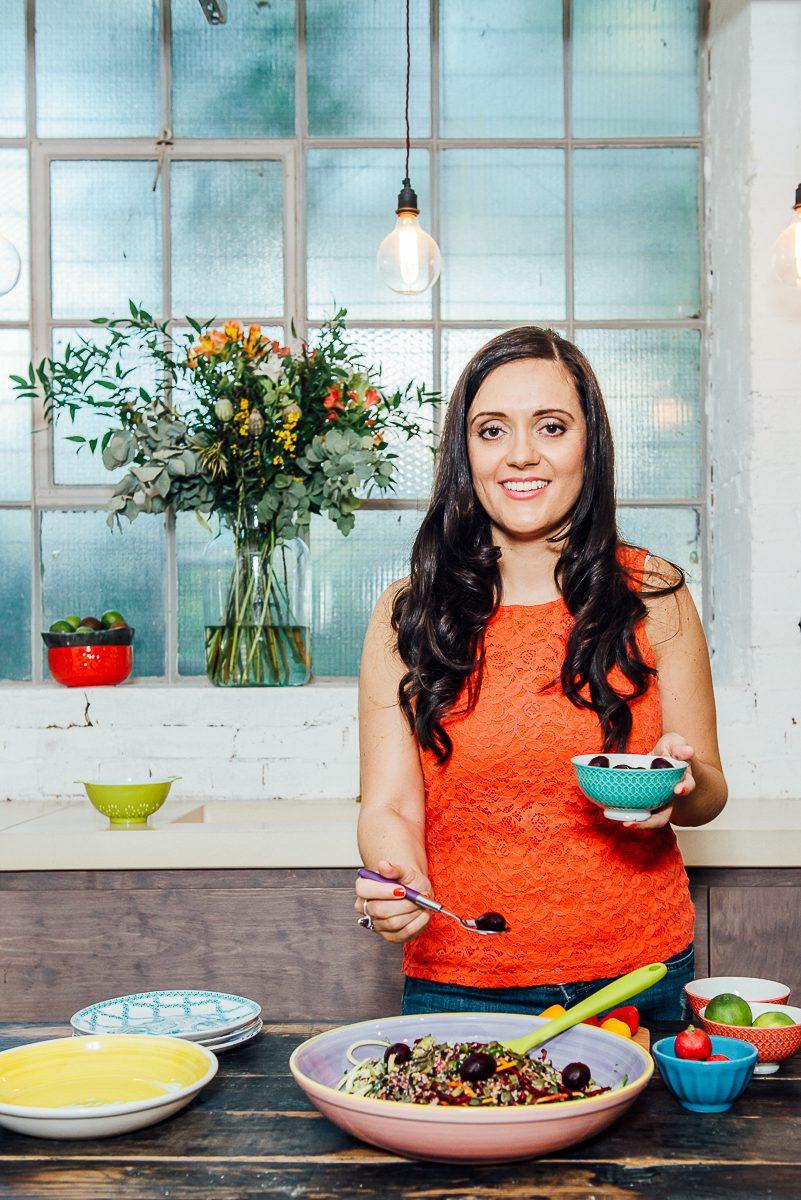 Ep 13. Balancing Hormones Through Diet with Angelique Panagos