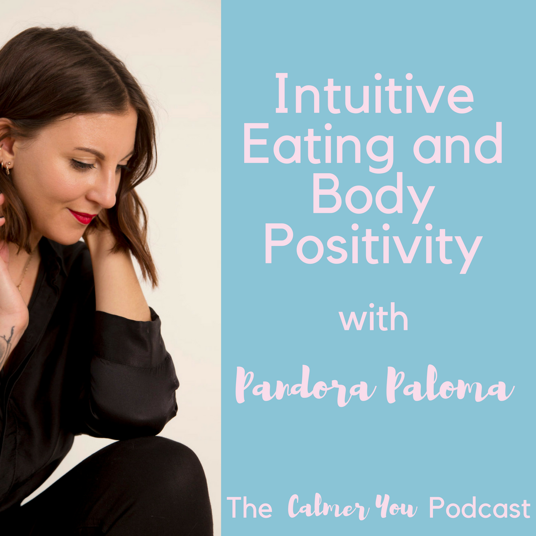 Ep 16. Intuitive Eating and Body Positivity with Pandora Paloma of Rooted London