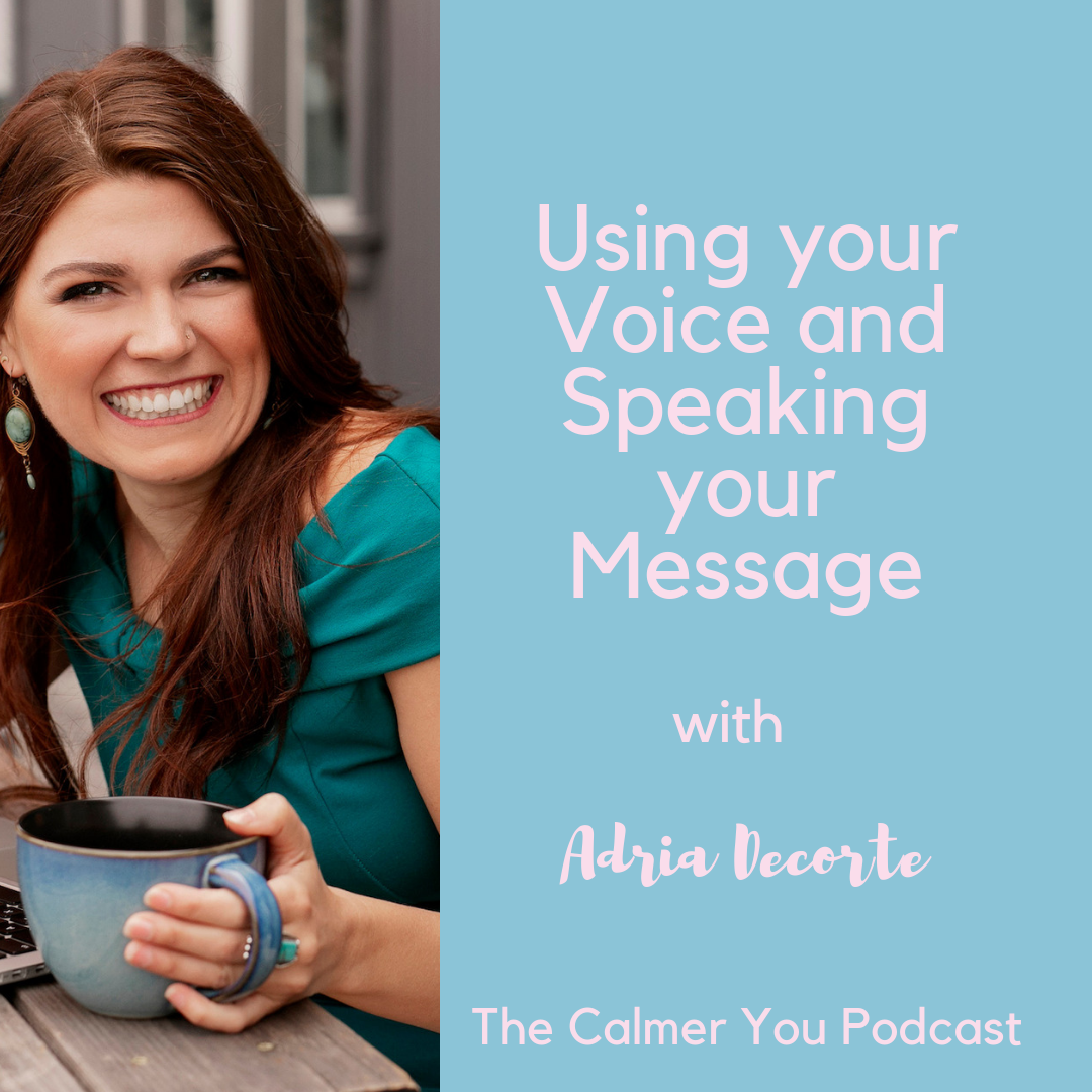 the calmer you podcast